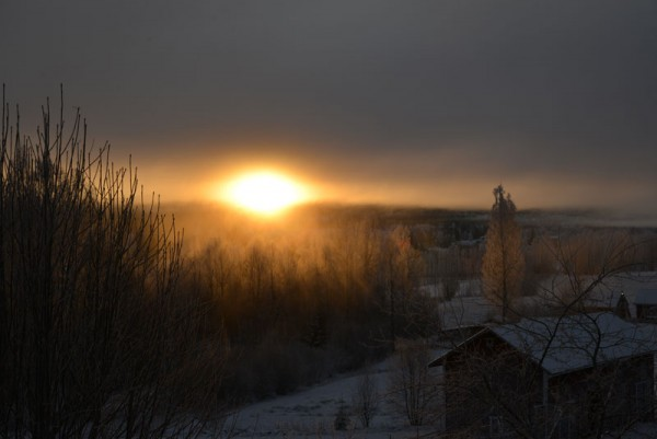 Solenuppgång